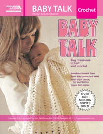 BABY TALK EBOOK - CROCHET AND KNIT