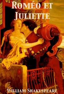 Roméo et Juliette par William Shakespeare Couverture de livre