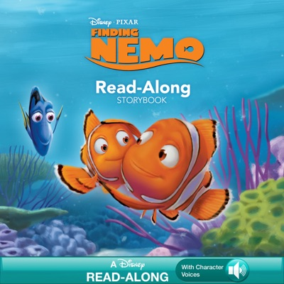 Finding Nemo Read-Along Storybook