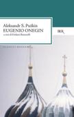 Eugenio Onegin Book Cover
