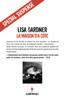 Lisa Gardner & Cécile Deniard - La Maison d'à côté artwork
