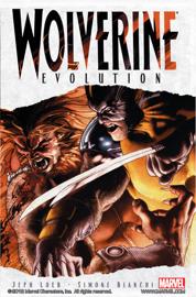 Wolverine: Evolution book