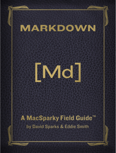 Markdown Cover Book