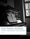 Pop Piano Songs