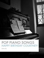 Pop Piano Songs
