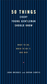 50 Things Every Young Gentleman Should Know Revised and   Upated