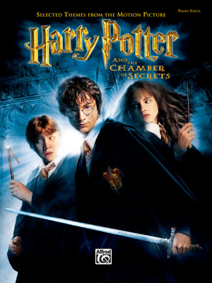 Harry Potter and the Chamber of Secrets: Selected Themes from the Motion Picture - John Williams book