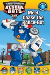Transformers Rescue Bots Meet Chase The Police-Bot
