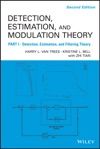 Detection Estimation And Modulation Theory Part I