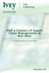 Half A Century Of Supply Chain Management At Wal-Mart