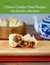 Chinese Comfort Food Recipes book