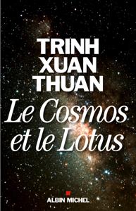 Le Cosmos et le Lotus La couverture du livre martien