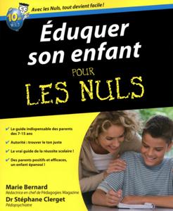Eduquer son enfant Pour les Nuls Couverture de livre