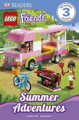 DK Readers L3: LEGO® Friends: Summer Adventures (Enhanced Edition)