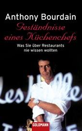 Geständnisse eines Küchenchefs PDF Download