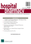 Health IT and Hospital Pharmacy: The Future Is Now