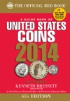 A Guide Book Of United States Coins 2014