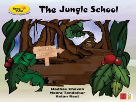 The Jungle School book