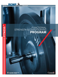 RCMP Functional Strength & Conditioning Program book