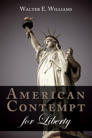American Contempt for Liberty book