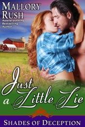 Just a Little Lie (Shades of Deception, Book 1)