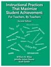 Instructional Practices That Maximize Student Achievement For Teachers By Teachers 2nd Edtion