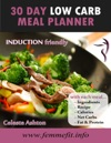 30 Day Low Carb Meal Planner