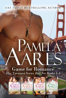 Pamela Aares - Game for Romance book