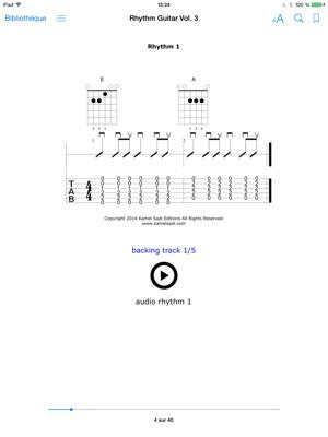 Rhythm Guitar Vol  3