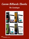 Carom Billiards Ebooks - The Catalogue