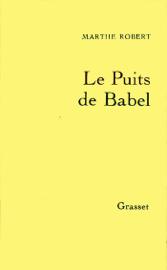 Le puits de Babel