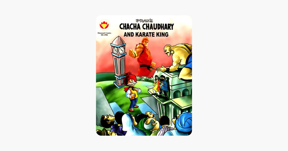 Chacha Chaudhary and Karate King