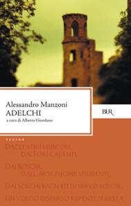 Adelchi di Alessandro Manzoni Copertina del libro