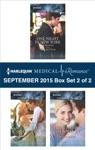 Harlequin Medical Romance September 2015 - Box Set 2 Of 2