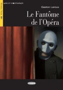 Le Fantôme de l'Opéra Book Cover