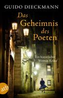 Guido Dieckmann - Das Geheimnis des Poeten artwork
