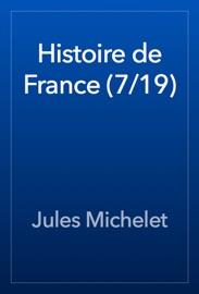 Histoire De France 7 19