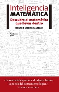 Inteligencia matemática Book Cover