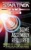 Star Trek: S.C.E. Omnibus Book 3: Some Assembly Required