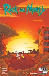 Rick & Morty #13