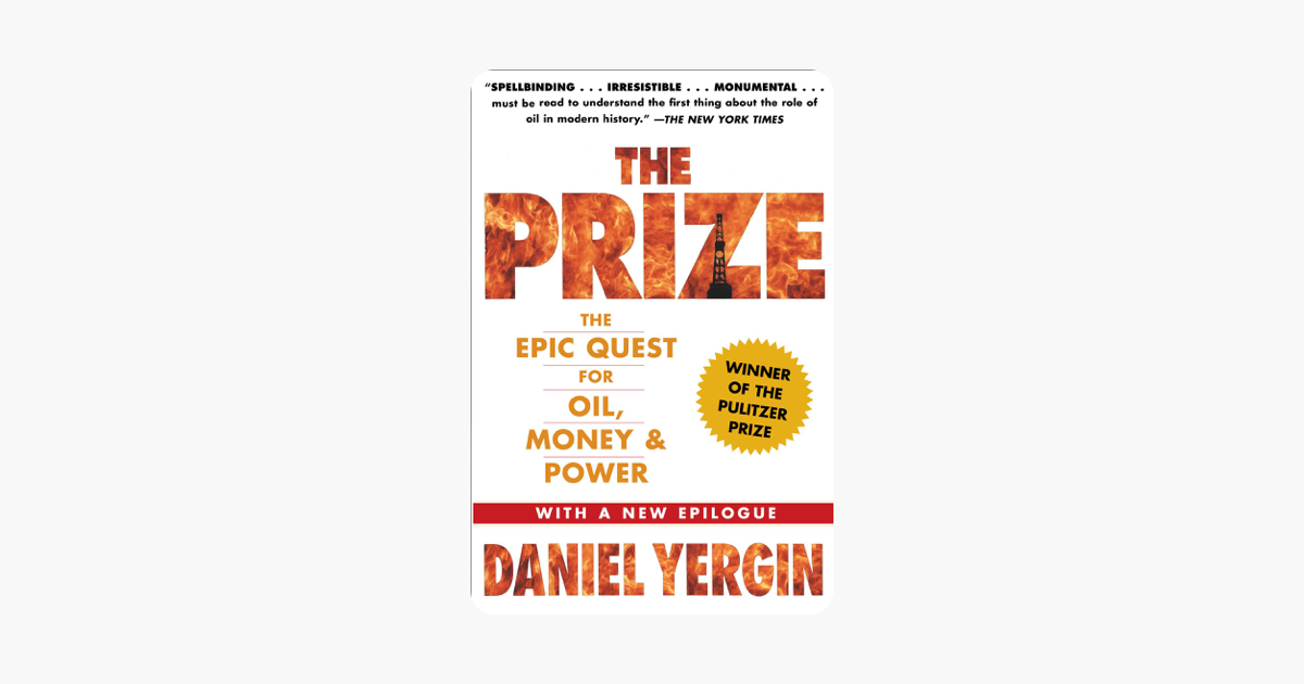 The Prize - Daniel Yergin