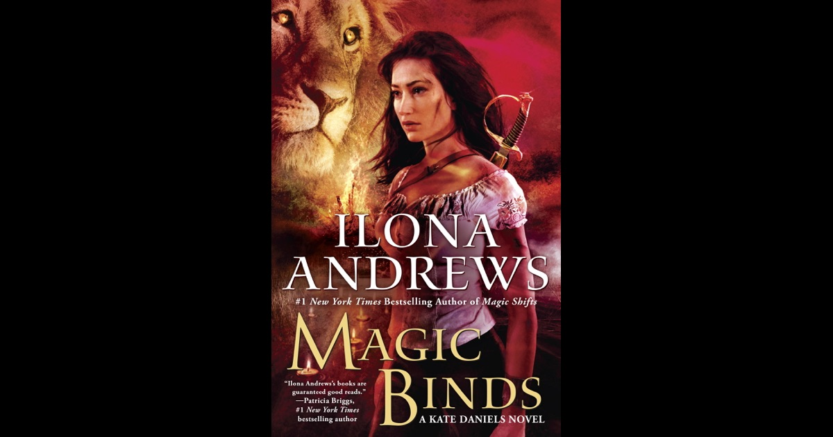 magic binds ilona andrews pdf