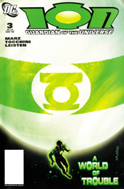 Ion (2006-) #3 book