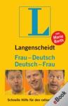 Langenscheidt Frau-DeutschDeutsch-Frau