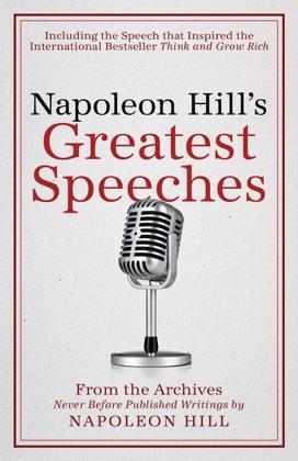 Napoleon Hill's Greatest Speeches image