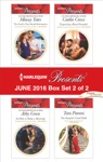 Harlequin Presents June 2016 - Box Set 2 Of 2