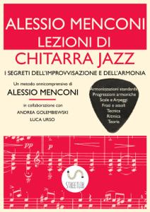 Lezioni di Chitarra Jazz Libro Cover
