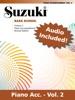 Suzuki Bass School - Volume 2 (Revised)