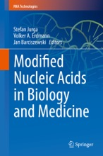 Modified Nucleic Acids In Biology And Medicine