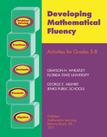 Developing Mathematical Fluency